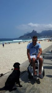 Plaża w Rio