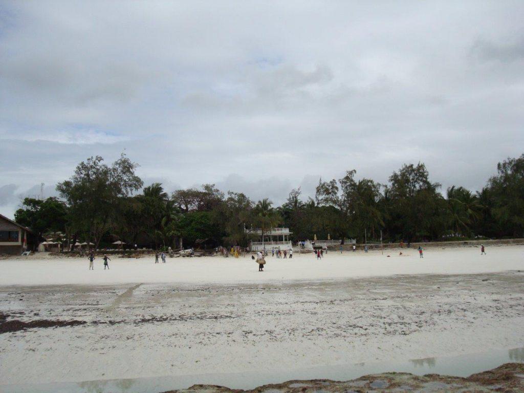 Kenijska plaża