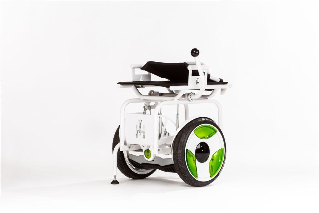 Wózek elektryczny Blumil.