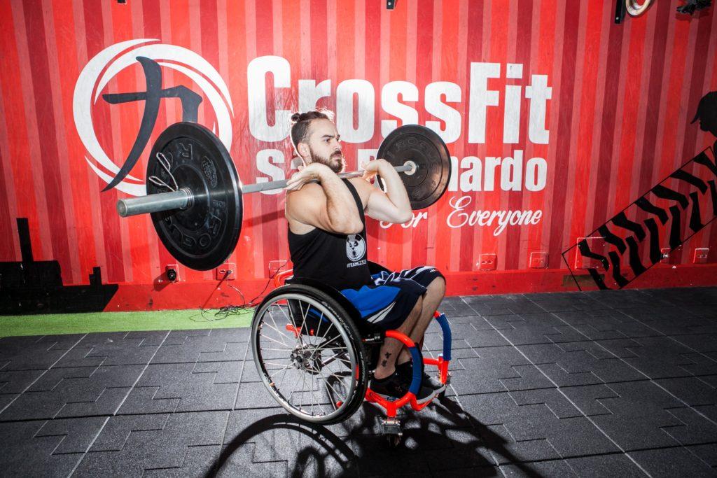Trening cross-fit