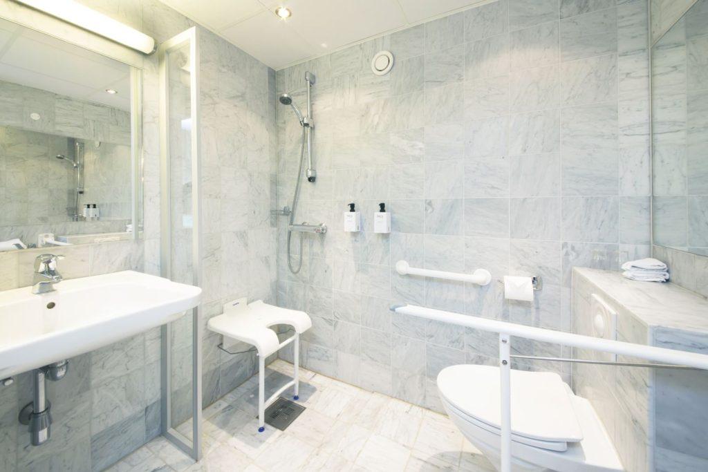 W pełni dostępna łazienka