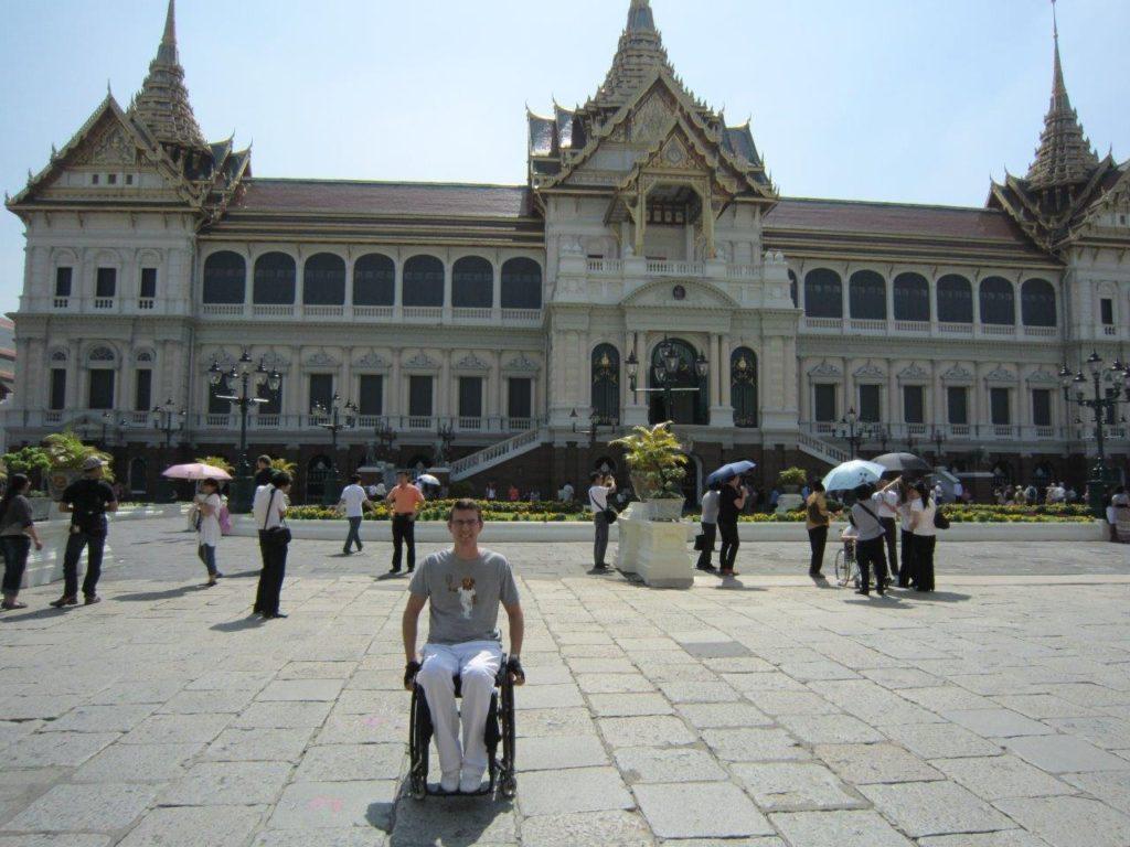 Przed Grand Palace