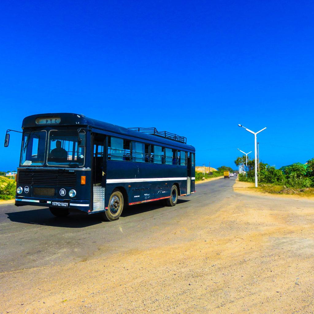 Tradycyjny autobus