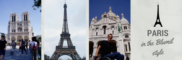 Paryż w stylu Blumil