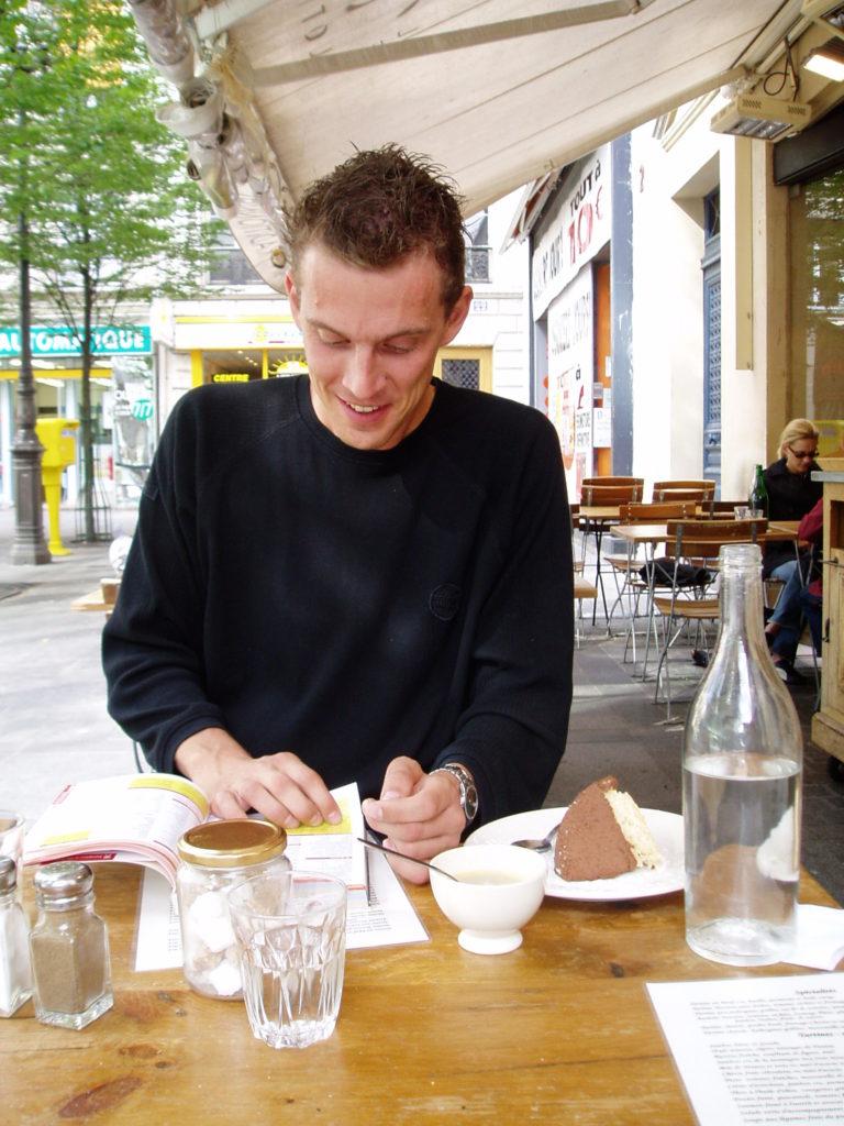 Paryska kafejka