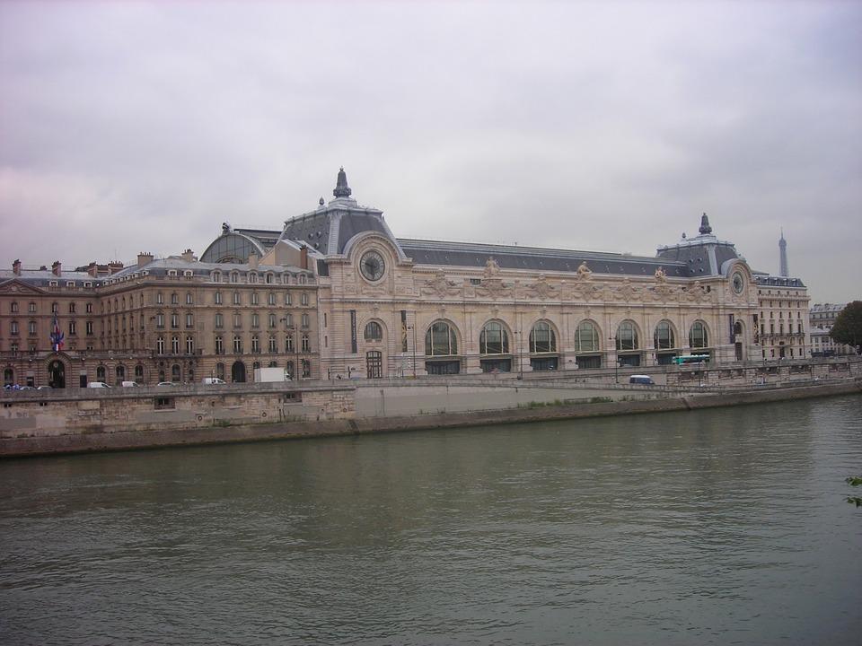 budynek Muzeum d'Orsay