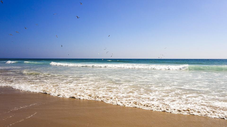 plaża dostępna dla Blumil