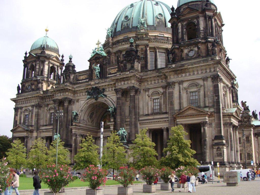Blumil w Berlinie