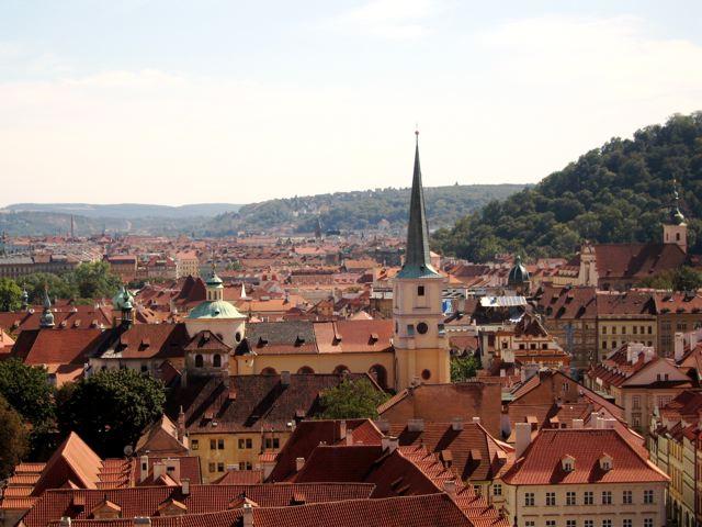 Praga okiem Blumil