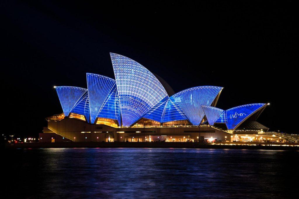 Sydney, Australia, wózek elektryczny, turystyka bez barier, podróżowanie z wózkiem inwalidzkim